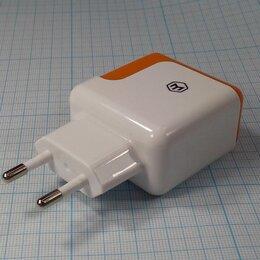 Зарядные устройства и адаптеры питания - Мощная USB-зарядка Адаптер Зарядное устройство Havit, 0
