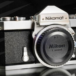 Пленочные фотоаппараты - Nikon Nikomat FT // 9933 📸📸📸, 0