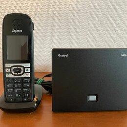 VoIP-оборудование - IP-телефон Gigaset C610A IP , 0
