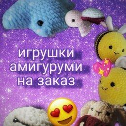 Мягкие игрушки - Игрушки амигуруми на заказ, 0