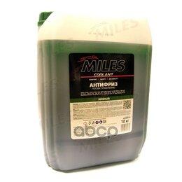 Масла, технические жидкости и химия - Антифриз Готов К Применению G11 (Зеленый) 10кг ..., 0