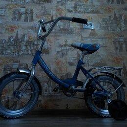 Велосипеды - Велосипед барсик 12, 0