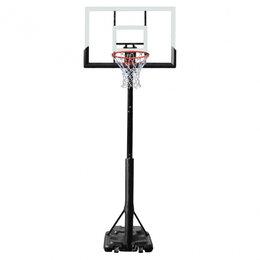 Стойки и кольца - Баскетбольная мобильная стойка DFC STAND56P, 0