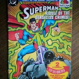 Комиксы - dc comics - batman  / superman  1999 / комиксы, 0