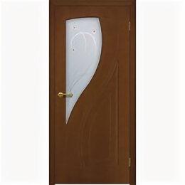 Межкомнатные двери - Дверь Matadoor Лана античный орех стекло, 0