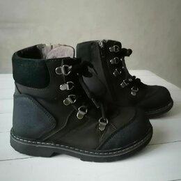 Ботинки - Ботинки зимние на мальчика, размер 30, 0