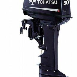 Двигатель и комплектующие  - Новый японский лодочный мотор Tohatsu M30HEPS/Тохатсу 30 дистанция, 0
