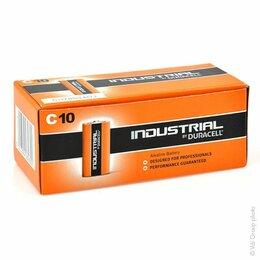 Батарейки - DURACELL Элемент питания LR14-10BOX INDUSTRIAL, 0