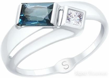 Кольцо SOKOLOV 715054_s_18 по цене 9100₽ - Кольца и перстни, фото 0
