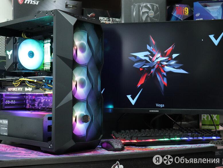 Игровой ПК Ryzen 9 3900XT RTX 3080 10GB 32GB RAM 500 GB SA2000M8 NVMe N по цене 290760₽ - Настольные компьютеры, фото 0