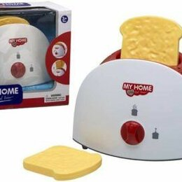 Тостеры - Игровой набор «Тостер» с аксесс. на бат. 200310022, 0