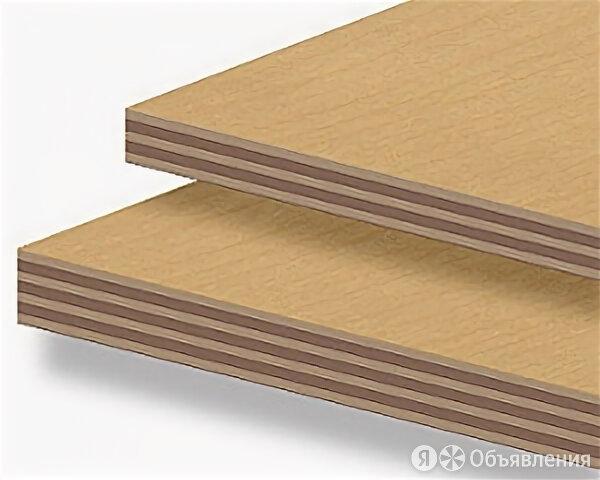 Фанера ФК 10мм 1,525*1,525 шлифованная по цене 1450₽ - Древесно-плитные материалы, фото 0