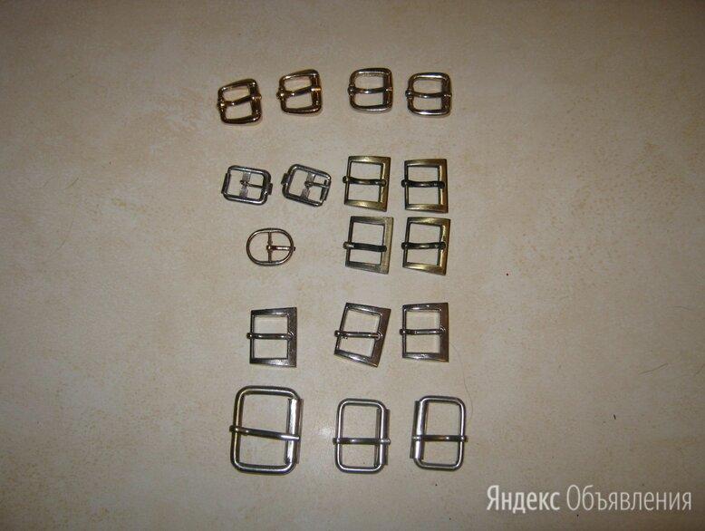 Пряжки металлические  по цене 50₽ - Рукоделие, поделки и сопутствующие товары, фото 0
