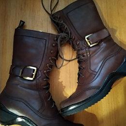 Ботинки - Зимние  высокие ботинки женские 37.5 р.р, 0