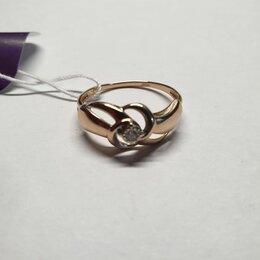 Кольца и перстни - Кольцо Золото 585 , 0