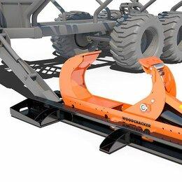 Спецтехника и навесное оборудование - Раскалывающий нож для расщепления толстых стволов древесины, 0