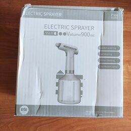 Пистолеты, насадки, дождеватели - Электрический Пульверизатор / распылитель для полива растений, 0