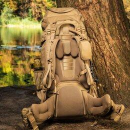 Военные вещи - Модульный рюкзак Французской армии. 70 литров. Новый., 0