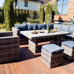 Комплекты садовой мебели - Комплект садовой  мебели  из искусственного ротанга, 0