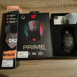 Мыши - Беспроводная игровая мышь ZET GAMING Prime Wireless, 0