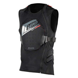 Спортивная защита - Защита жилет LEATT Body Vest 3DF AirFit 2020г(L/XL / черный/L), 0