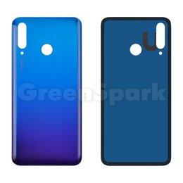 Корпусные детали - Задняя крышка для Huawei P30 Lite (синий) (48MP), 0