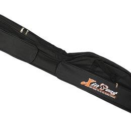 Кейсы и чехлы - Чехол для удилищ XinFeng двухсекционный 150 см, черный, 0