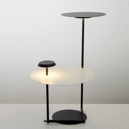 Торшеры и напольные светильники - Торшер 16658/1 LED 20Вт 76х64х90 см, 0