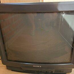Запчасти к аудио- и видеотехнике - Телевизор sony Panasonic, 0
