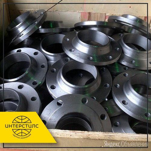 Фланец стальной воротниковый ст.20 Ду 80 Ру 10 ГОСТ 12821-80 по цене 774₽ - Запорная арматура, фото 0