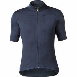 Обода и велосипедные колёса в сборе - Велоджерси короткий рукав MAVIC Essential Merino, темно-синий 2020 (Размер: L), 0