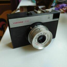 Пленочные фотоаппараты - Советский фотоаппарат Смена 8М, 0