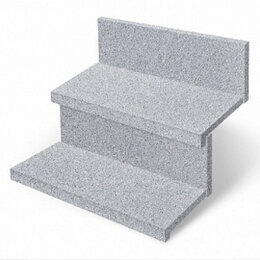 Лестницы и элементы лестниц - Резиновая ступень, 0
