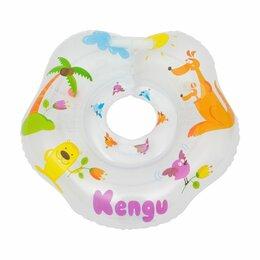Ванночки - RN-001 ROXY-KIDS Круг-воротник на шею Kengu для купания, 0