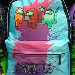 Рюкзаки, ранцы, сумки - Рюкзак among us, 0