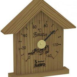 Измерительные инструменты и приборы - Термометр, Маленький домик, Кедр, 115-TD, 0
