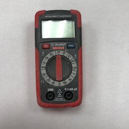 Измерительные инструменты и приборы - Мультиметр цифровой ЗУБР MX-804, 0