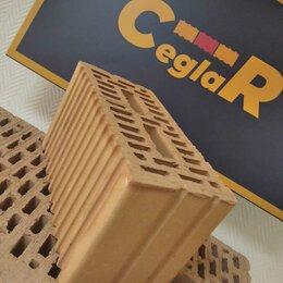 Кирпич - Кирпич керамический двойной рядовой поризованный 2.1NF, м-150 CEGLAR, 0