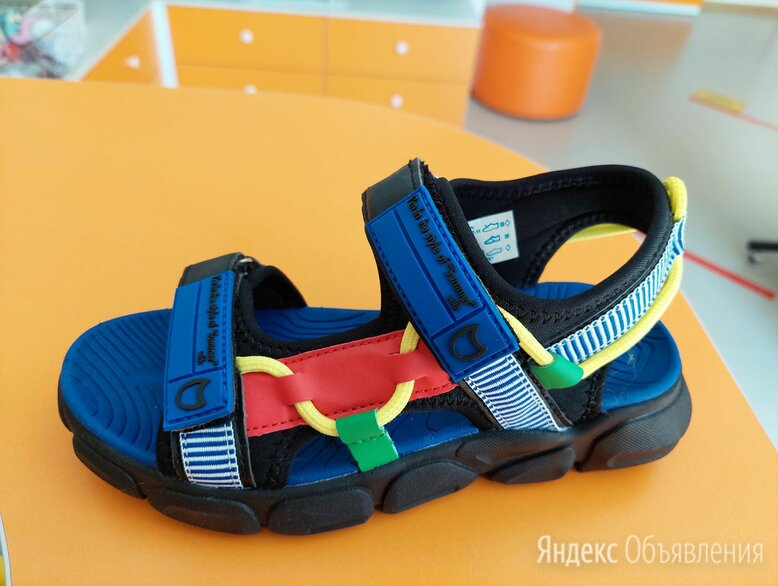 Пляжные сандалии Котофей р.31,32,33 по цене 1900₽ - Сандалии, фото 0