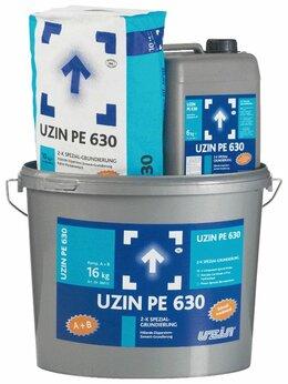 Пропитки - Двухкомпонентная грунтовка UZIN-PE 630, 0