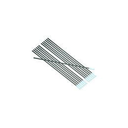 Электроды, проволока, прутки - ВОЛЬФРАМ WZ-8  (белый) FoxWeld Вольфрамовый электрод WZ-8 2,4мм / 175мм (1шт...., 0