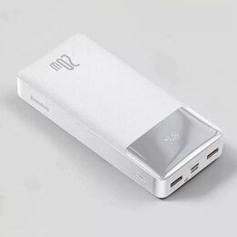 Универсальные внешние аккумуляторы - Внешний аккумулятор Baseus 10000mAh 20W, 0