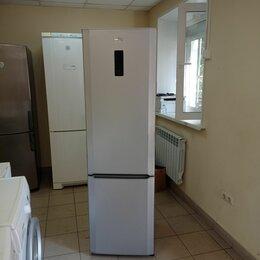 Холодильники - Узкий холодильник Беко. NoFrost. Гарантия. Доставка. Рассрочка, 0