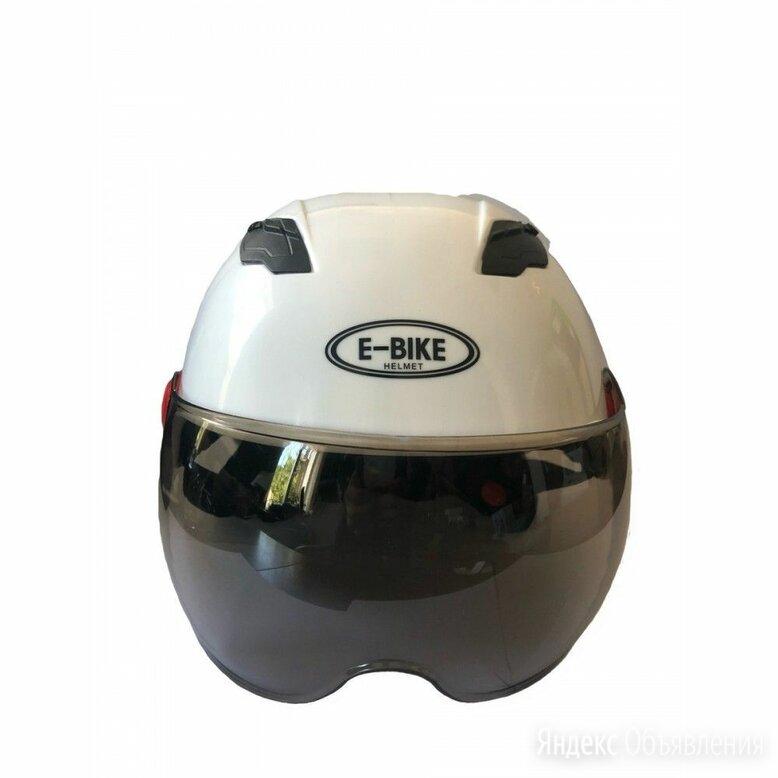 Шлем универсальный E-bike Helmet (Белый) по цене 1490₽ - Спортивная защита, фото 0