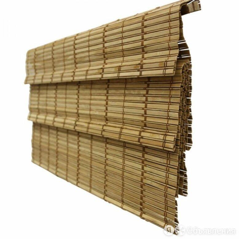 Римские шторы Эскар 72949100160 по цене 2153₽ - Римские и рулонные шторы, фото 0