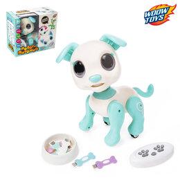 """Радиоуправляемые игрушки - Робот-питомец радиоуправляемый, интерактивный """"Пёс"""", 0"""