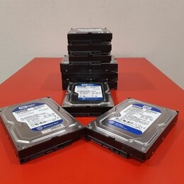 Внутренние жесткие диски - Жесткий диск 500Gb 320Gb 250Gb Western Digital, 0