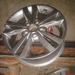 Шины, диски и комплектующие - Диск колесный литой Hyundai Elantra, 0