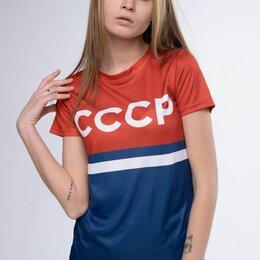 Футболки и топы - Футболка с советским принтом, 0