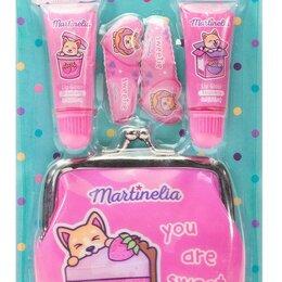 Детям - Набор косметики для девочек Martinelia Yummy, с кошельком, 0